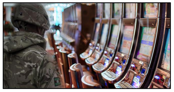 Vet gamble