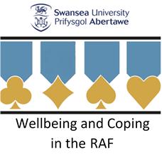 Gold Final RAF logo
